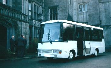 35 Seater Mini-Coach